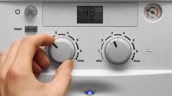 centrala termica în condensație